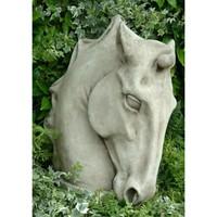 Paarden hoofd Equine