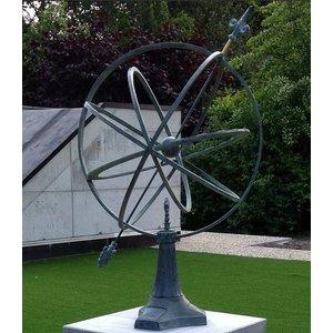 Eliassen Zonnewijzer brons groot