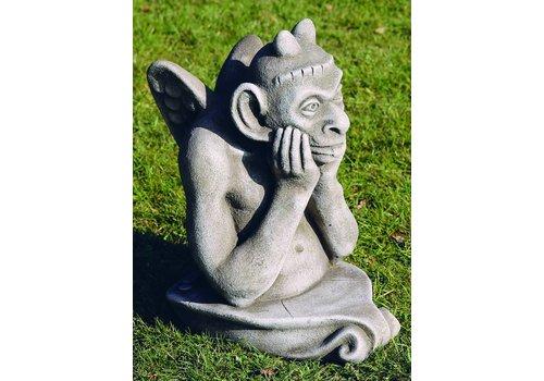 Tuinbeeld trol Fantasy Gargoyle