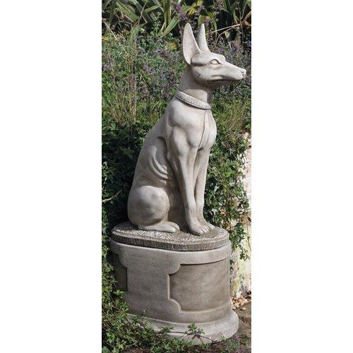 Dragonstone Beeld farao hond