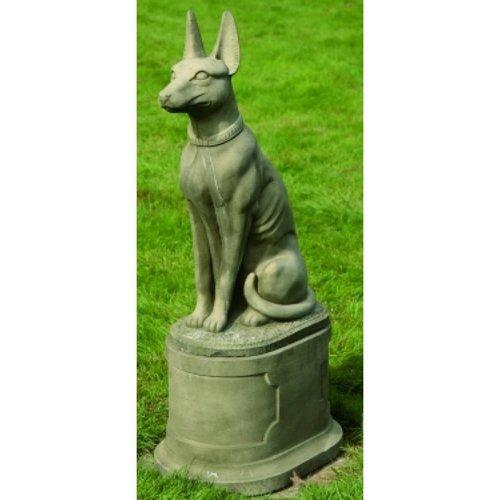 Dragonstone Beeld pharao hond