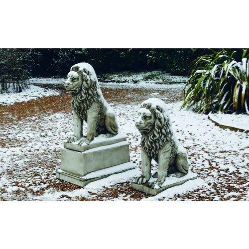 Dragonstone Beeld fantasy zittende leeuw