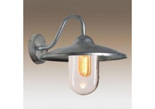 Muurlamp verzinkt Brig