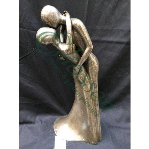 Eliassen Beeld brons dansend paar