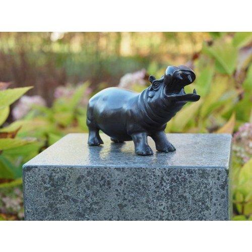 Eliassen Beeld brons nijlpaard
