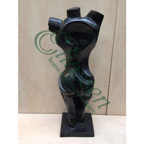 Eliassen Beeld brons moderne vrouwenbuste