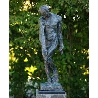 Beeld brons Adam van Rodin