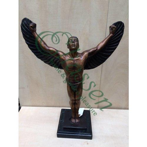 Eliassen Beeld brons Icarus