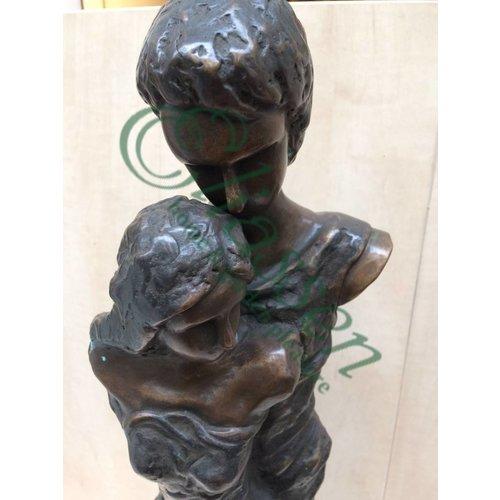 Eliassen Beeld brons verliefd stel