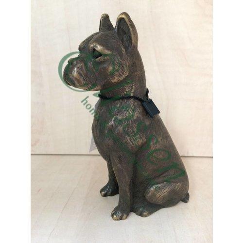 Eliassen Beeld brons Deense hond