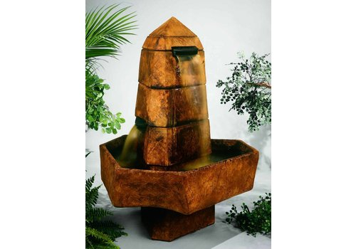 Fontein Henri Studio Abstract Obelisk