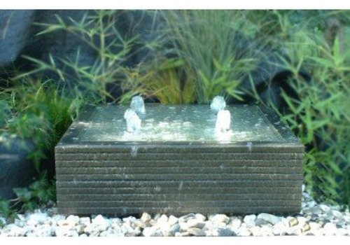 Creablokken 70x70cm waterelementen