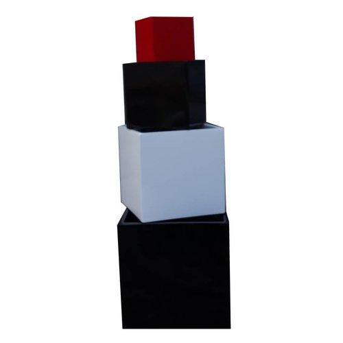 Eliassen Bloembak vierkant Karz  20x20x20cm  Hoogglans in 3 kleuren