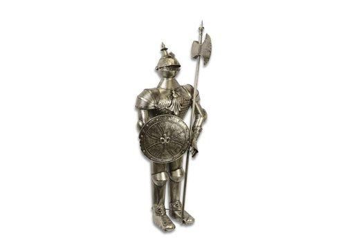 Ridder 3D in harnas met schild 138cm