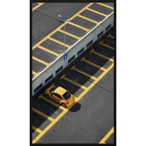 Wandkraft Schilderij forex Parking 118x70cm