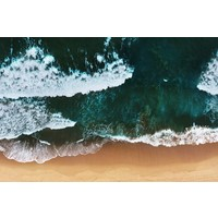 Schilderij dibond   Strand  148x98cm