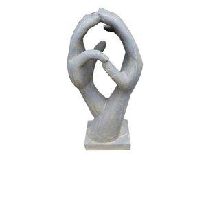 Eliassen Stenen beeld sculptuur Handen  100cm
