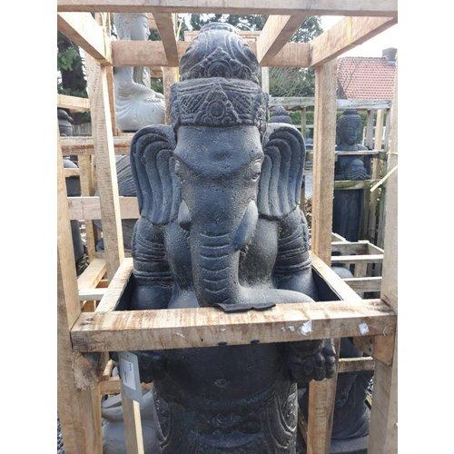 Eliassen Ganesha beeld staand groot