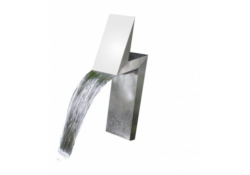 Waterornament rvs Lightning uniek model