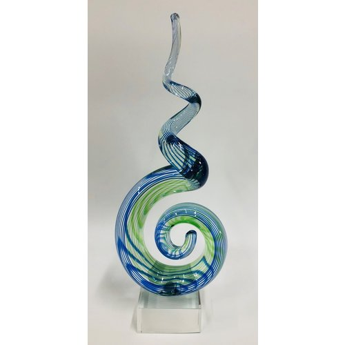 Object glas Wobble