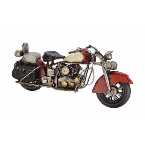 Blik miniatuur motor