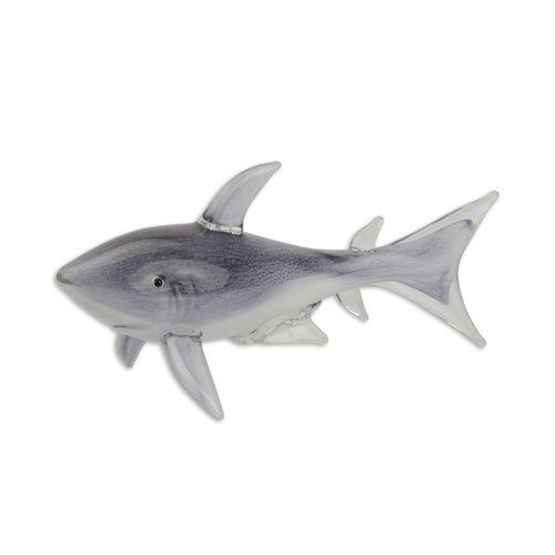 Glazen beeld muranostijl haai