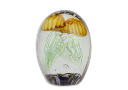 Glazen beeld muranostijl dubbele kwal