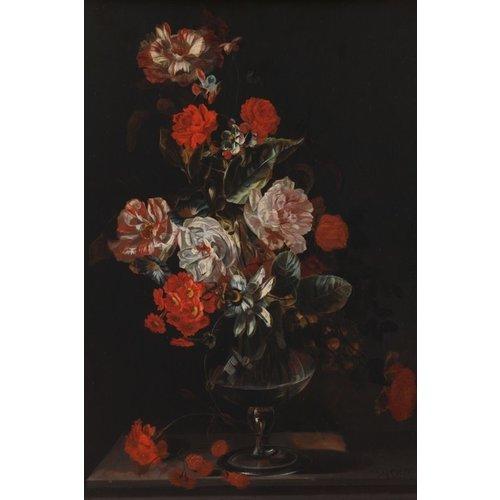 Glas schilderij Klassiek 80x120cm