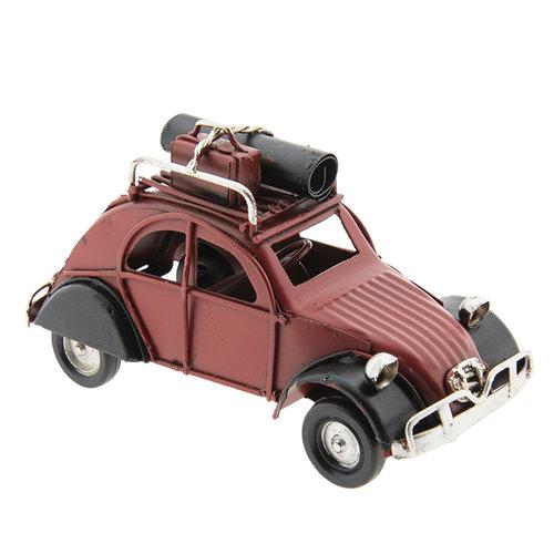 Miniatuur model Bepakte eend