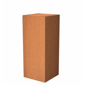 Adezz Producten Sokkels Adezz corten staal
