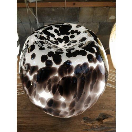 Glaslamp 'Dalmatiër' 1 36cm