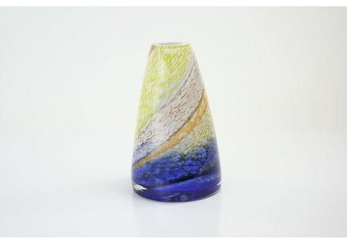Glazen vaas Palette 23cm