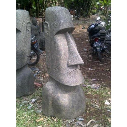 Eliassen Moai beeld 175cm