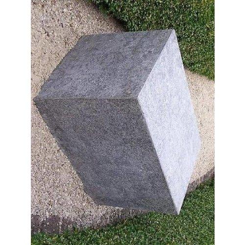 Eliassen Sokkel hardsteen gebrand 40x40x60cm hoog