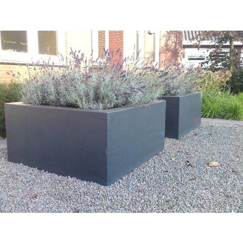 Adezz Producten Plantenbak Buxus polyester  zijdeglans  Adezz in vele maten