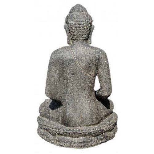 Eliassen Boeddhabeeld op lotus mediterend in 6 maten