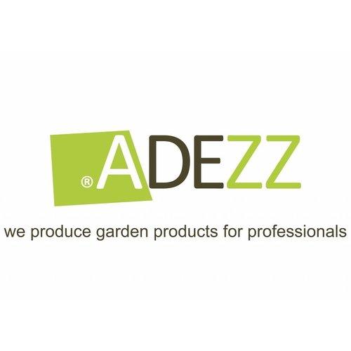 Adezz Producten Bloempot Tube Adezz  cortenstaal