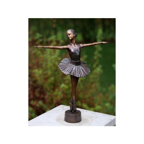 Eliassen Beeld brons ballerina 33cm
