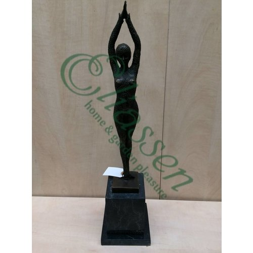Eliassen Beeld brons vrouw 44cm