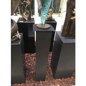 Eliassen Sokkel  zwart graniet mat 15x15x90cm