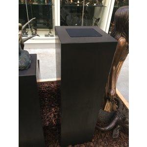 Eliassen Sokkel  zwart graniet mat 35x35x120cm