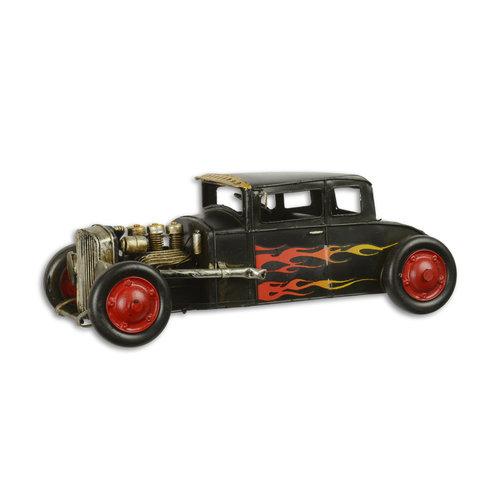 Eliassen Miniatuurmodel blik HotRod car