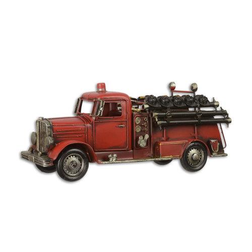 Eliassen Miniatuurmodel blik Brandweerauto 5