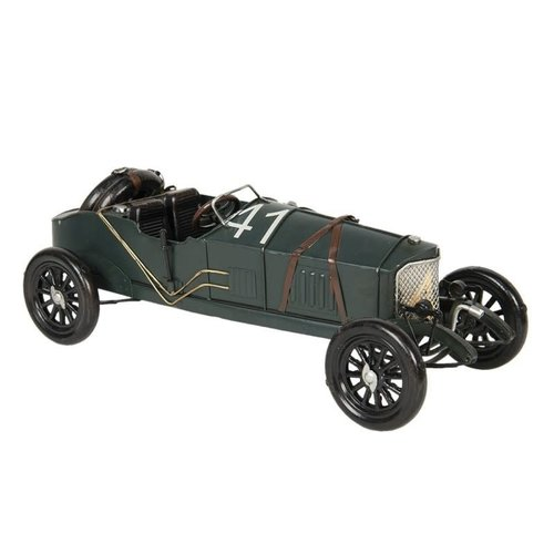 Model auto Groen