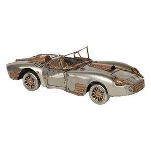 Model auto Silver/Gold