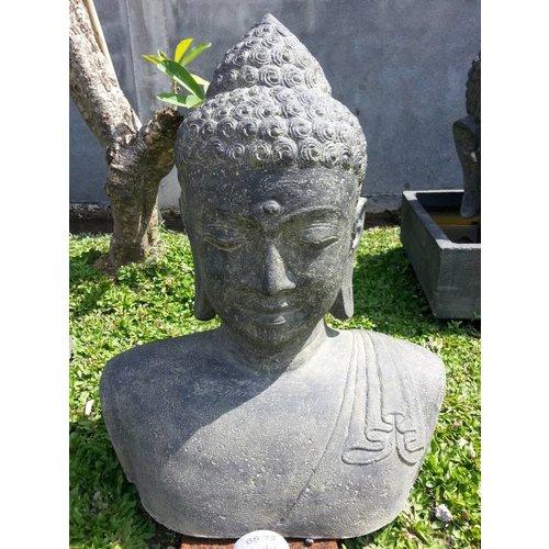 Boeddha buste 110cm