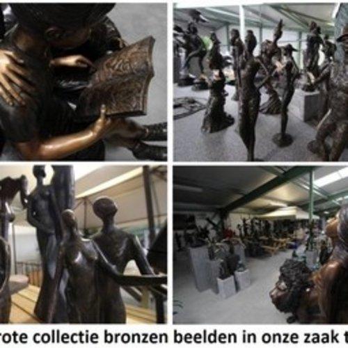 Eliassen Bronzen sculptuur Endless