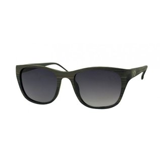 Monkeyglasses Monkeyglassess Cannes 47-3 Granite Plywood Sun