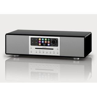 Sonoro Meisterstück audiosysteem zwart hoogglans