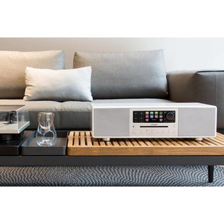 Sonoro Meisterstück audiosystem V2 silver glossy